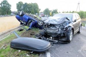 Tragiczny wypadek w Brodowie. Zarzut dla kierującej 20-latki