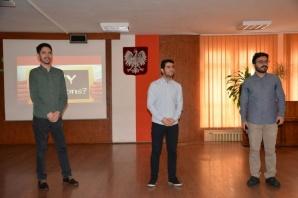 Studenci z Turcji zachęcają do studiowania w Koninie