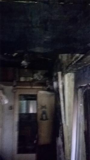 Pożar w bloku. Konieczna była ewakuacja mieszkańców