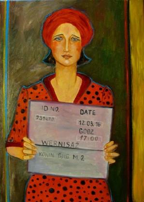 """""""Kartoteka"""", czyli kobiety w różnych rolach na wystawie"""