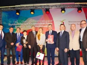 Minister Sportu i Turystyki wyróżnił Konin