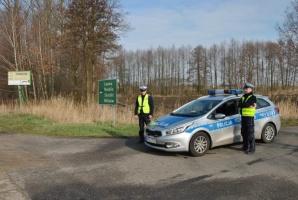Trzeźwy poranek. Policjanci z Turku kontrolowali kierowców