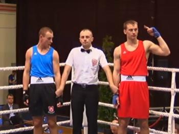 Pięściarz Zagłębia z brązowym medalem Mistrzostw Polski