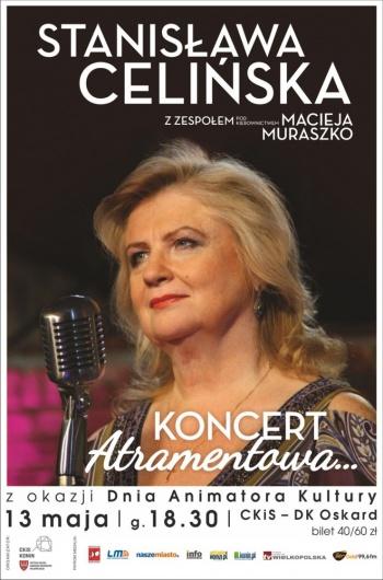 """Koncert Stanisławy Celińskiej """"Atramentowa..."""""""