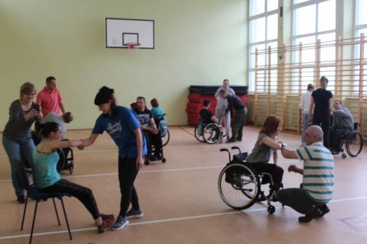 Samoobrona na wózkach. Niepełnosprawni wiedzą jak się bronić