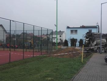 Kolejny remont Orlika na Chorzniu. To najdroższe boisko w Koninie