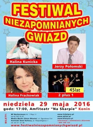 Festiwal Niezapomnianych Gwiazd!
