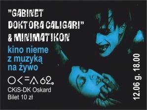 Kino nieme z muyzką na żywo - 62. OKFA