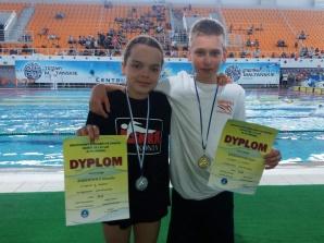 Igor Kierejewski z czterema złotami, Iskra pływała w Poznaniu