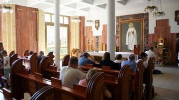 W Licheniu oglądano uroczystości kanonizacyjne z Watykanu