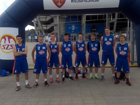 II LO brązowym medalistą Mistrzostw Polski w koszykówce!