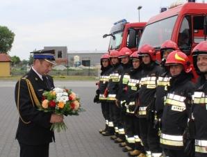 Z zastępcy na komendanta. Strażacy w Turku mają nowego szefa