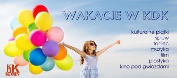 KDK ze specjalnymi propozycjami na wakacje