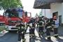 Wybuch gazu i szpital polowy na terenie Agencji Rezerw Materiałowych