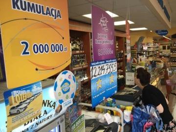 Ponad 12 mln zł w Lotto! Gracz z Konina został milionerem!