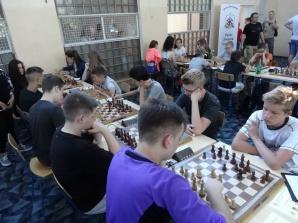 Konińscy szachiści rywalizują w II lidze. Gra nawet dziewięciolatek