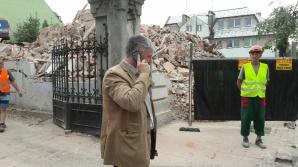 Rozbiórka szkoły talmudycznej wstrzymana przez konserwatora