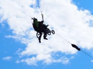 """""""Rozwiń skrzydła"""" to projekt dla osób z niepełnosprawnością ruchową"""
