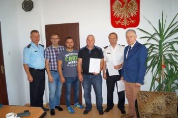 OSP Kuny w Krajowym Systemie Ratowniczo - Gaśniczym