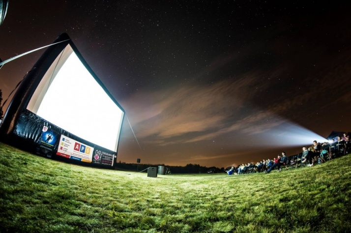 Filmowe zakończenie lata na lotnisku w Kazimierzu Biskupim