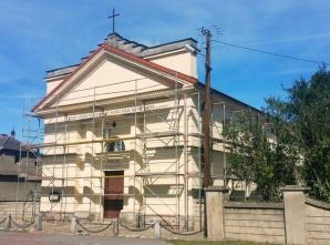 Żychlin. Ewangelicy remontują kościół. Potrzebne są pieniądze
