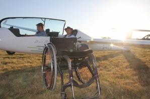 Niepełnosprawni podbiją przestworza. Rozwiń skrzydła!