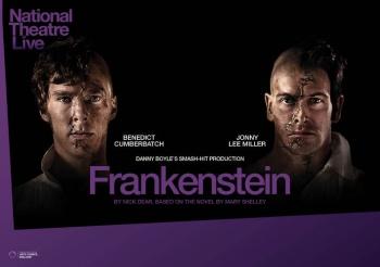 """""""Frankenstein""""- Cumberbatch w KDK"""