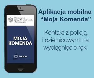 Moja Komenda. Aplikacja ułatwi kontakt z policją i dzielnicowym