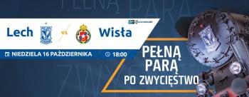 Lech - Wisła: Ruszyła sprzedaż biletów (konkurs)