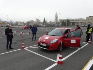 Samorządowcy startowali w rajdzie samochodowym po raz dziesiąty