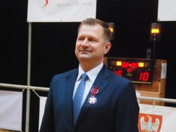 Dariusz Nowinowski trenerem reprezentacji Polski!