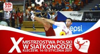 Siatkonoga znów w Kleczewie. Rozegrają Mistrzostwa Polski