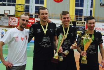 Blokers Łódź mistrzem, kleczewianie odpadli w ćwierćfinałach
