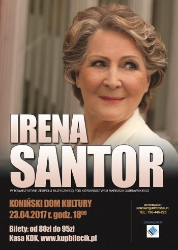 Koncert Ireny Santor w KDK