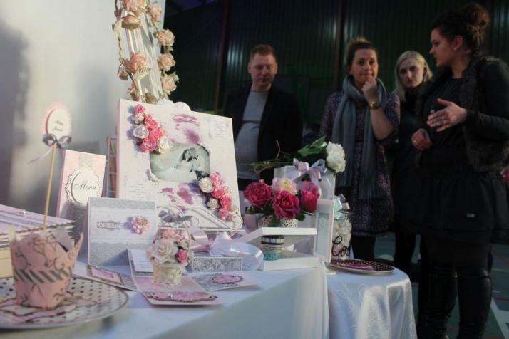 Targi Ślubne w Koninie. Mnóstwo wystawców i odwiedzających