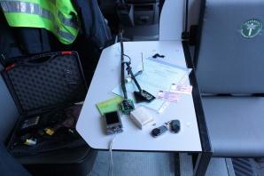 Kontrole na A2. Pijany kierowca i manipulacje przy tachografie
