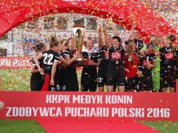 Medyk Konin nominowany do Nagród Biznesu Sportowego