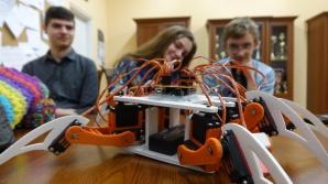 Koło. Robot licealistów będzie mógł szukać ludzi pod gruzami