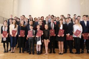 Konin. Uczennica II LO nagrodzona przez minister Annę Zalewską