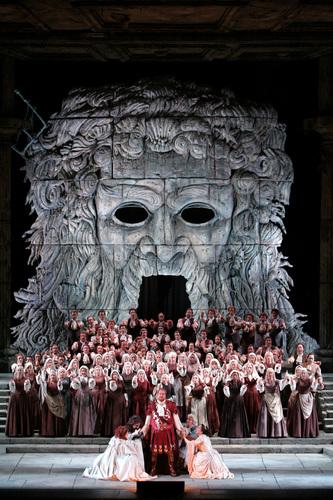 MET Opera: Idomeneusz, król Krety