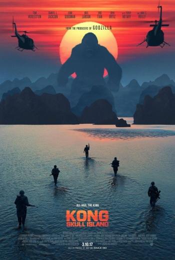 Kong: Wyspa Czaszki - 2D