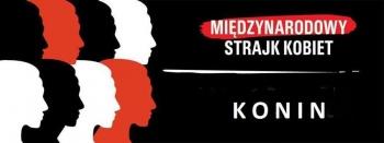 Solidarność naszą bronią! Strajk Kobiet również w Koninie