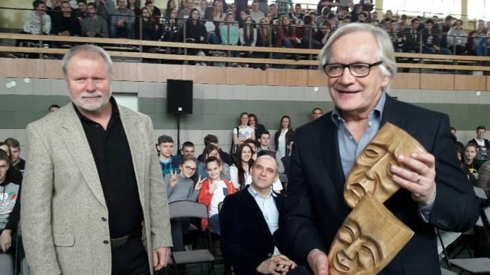 """Słowa, słowa, słowa na szkolnym kongresie kultury w """"Górniczej"""""""