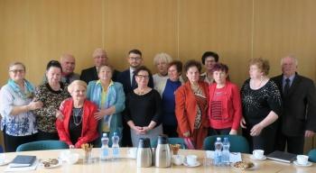 Rada Seniorów Powiatu Konińskiego drugiej kadencji wybrała władze