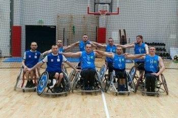 Mustang w drugiej fazie Polskiej Ligi Koszykówki na Wózkach