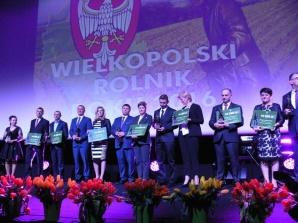 """Gospodarze z gminy Golina z tytułem """"Wielkopolski Rolnik Roku"""""""