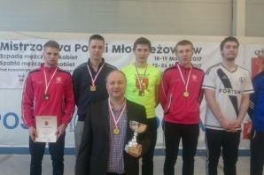 KKSz Konin w podwójnym złocie, dobre drużynowe występy