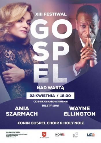 """Festiwal """"Gospel nad Wartą"""" już po raz trzynasty w Koninie"""