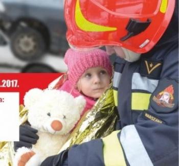 Koło. Misie Ratownisie pomagają dzieciom. Trwa zbiórka maskotek