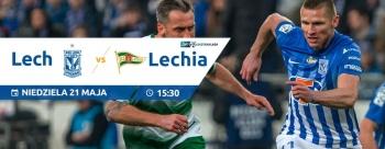 Hit przy Bułgarskiej: Lech Poznań - Lechia Gdańsk (konkurs)